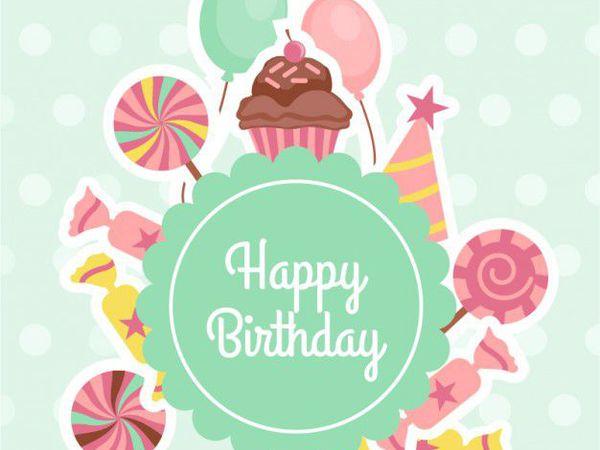 Конфетка ко дню рождения! От двух магазинов! | Ярмарка Мастеров - ручная работа, handmade