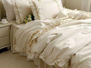 Акция -20%! Новое кружевное постельное белье! Принимаем заказы | Ярмарка Мастеров - ручная работа, handmade