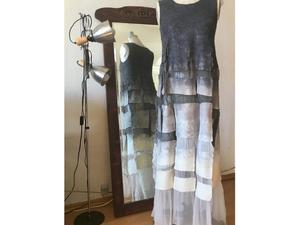 Создаю валяное нуно-платье!. Ярмарка Мастеров - ручная работа, handmade.