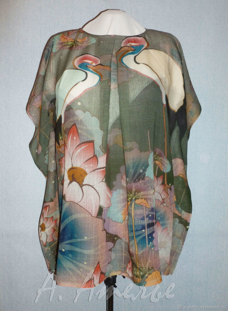 платок шерстяной, русский сувенир, купить одежду