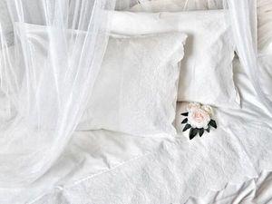 Новые ретро кружева! З вида! Принимаем заказы на постельное белье!. Ярмарка Мастеров - ручная работа, handmade.