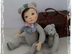 Скидка!!! Sale!!! https://www.livemaster.ru/item/26992613-kukly-i-igrushki-dva-druga. Ярмарка Мастеров - ручная работа, handmade.