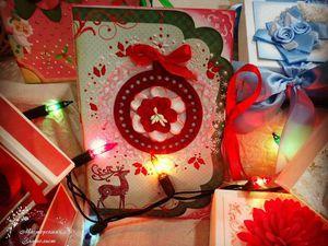 Мы добавили отчет Новогодней Ярмарки 2016 | Ярмарка Мастеров - ручная работа, handmade
