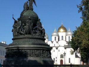 Город древний, город славный. Прогулка по Великому Новгороду. Ярмарка Мастеров - ручная работа, handmade.
