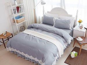 Кружевное постельное белье