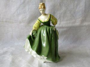 Royal Doulton Статуэтка Fair Lady Hn2193   Ярмарка Мастеров - ручная работа, handmade