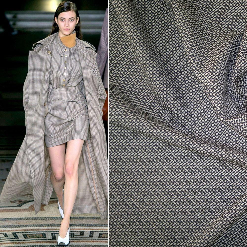 костюмная ткань, жакет, ткани из италии, деловой стиль