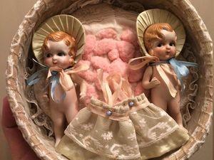 Сестрички Яблоневый цвет. Ярмарка Мастеров - ручная работа, handmade.
