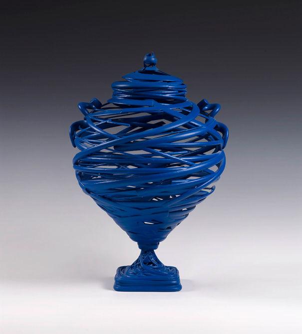 До чего дошел прогресс, или Необычная керамика в работах современных авторов, фото № 16