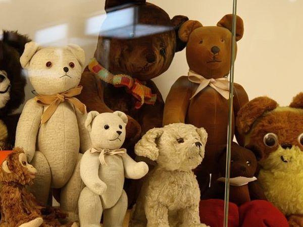 Ликвидация плюшевых винтажных медведей! -50%! | Ярмарка Мастеров - ручная работа, handmade