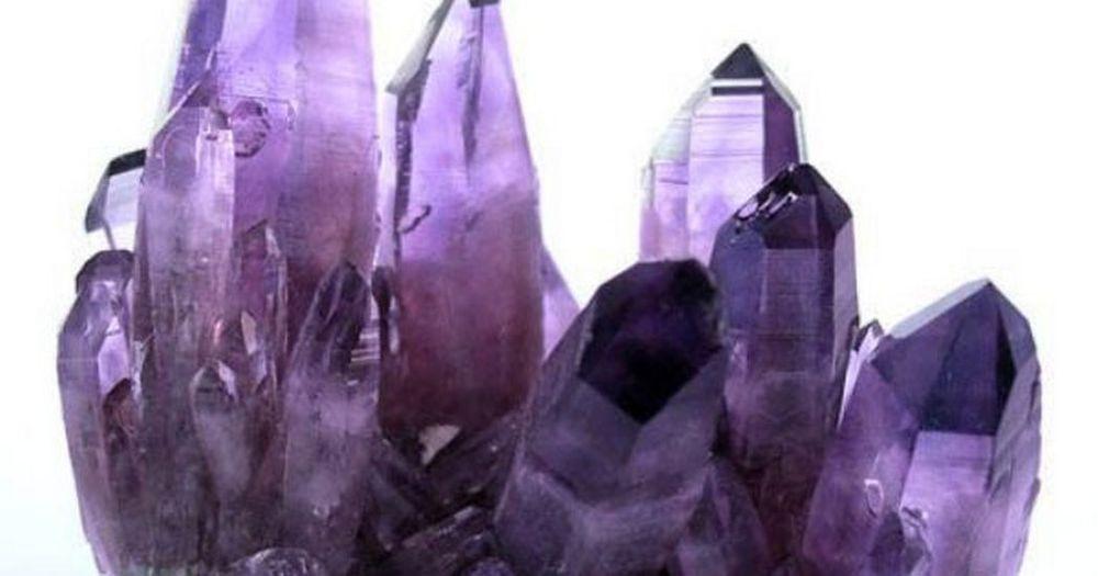 Аметист как он есть, или «Фиолетовый рай», фото № 32