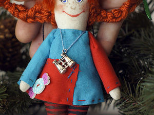 Новый набор елочных игрушек. игрушки на ёлку. Ярмарка Мастеров - ручная работа, handmade.