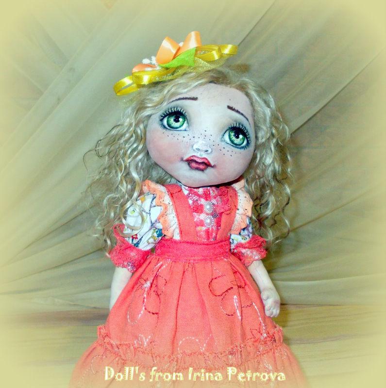 кукла на заказ