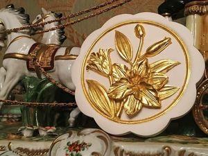 """Сувенир """"Лилии"""". Ярмарка Мастеров - ручная работа, handmade."""