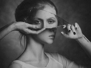 Вообще всё в мире устроено по принципу зеркала.. Ярмарка Мастеров - ручная работа, handmade.