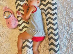 Подушки-сплюшки для детей с рождения. Ярмарка Мастеров - ручная работа, handmade.