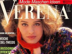 Verena № 11/1991. Содержание.. Ярмарка Мастеров - ручная работа, handmade.