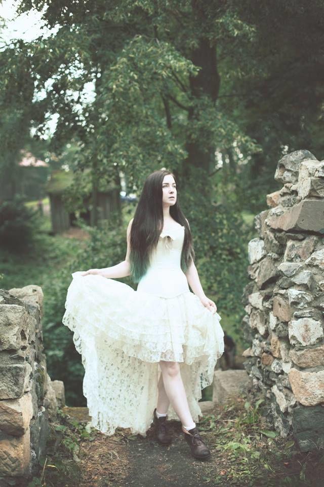 фотосессия, корсет из льна, corset, лето