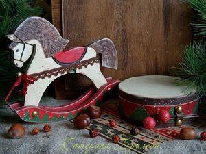 Новинки в Рождественской коллекции, приглашаю заглянуть .... Ярмарка Мастеров - ручная работа, handmade.