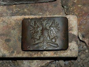 Реставрация старинной армейской бляхи. Ярмарка Мастеров - ручная работа, handmade.
