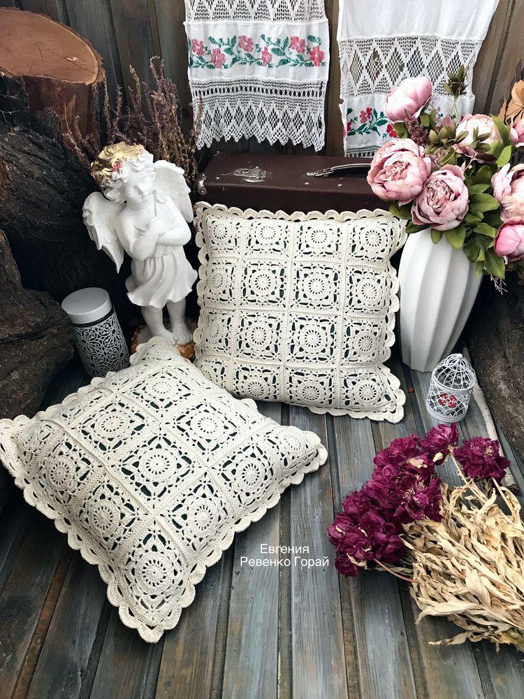 подарок, подушка, скатерть, декор дома, винтажный стиль