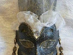 Аукцион с нуля на маску!. Ярмарка Мастеров - ручная работа, handmade.