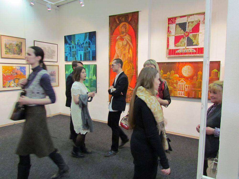 Фотоотчёт с выставки «По Золотому Кольцу», фото № 15