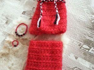 Комплект вязаный для кукол Барби, одежда для кукол. Ярмарка Мастеров - ручная работа, handmade.