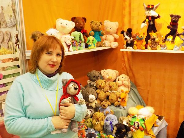 Небольшой фотоотчет о выставке «Модная лялька» в Киеве   Ярмарка Мастеров - ручная работа, handmade