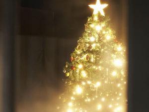 История создания рождественских гирлянд. Ярмарка Мастеров - ручная работа, handmade.