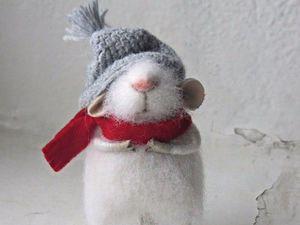 Аукцион на мышонка!!!   Ярмарка Мастеров - ручная работа, handmade
