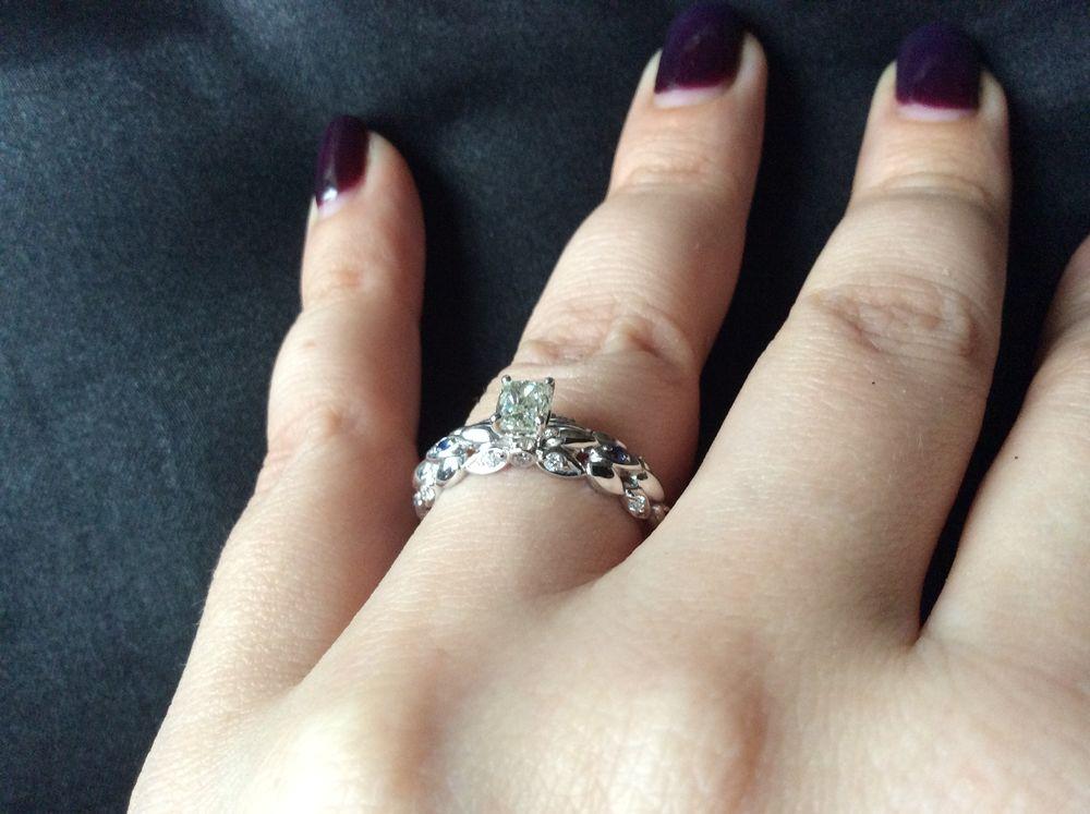 кольца золотые