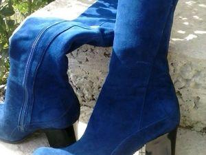 Перетяжка обуви или вторая жизнь любимой пары.. Ярмарка Мастеров - ручная работа, handmade.