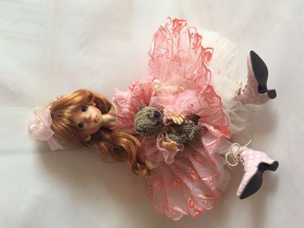 Кукольные наряды, одежда | Ярмарка Мастеров - ручная работа, handmade