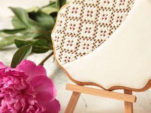 Мастер-класс по росписи пряников | Ярмарка Мастеров - ручная работа, handmade