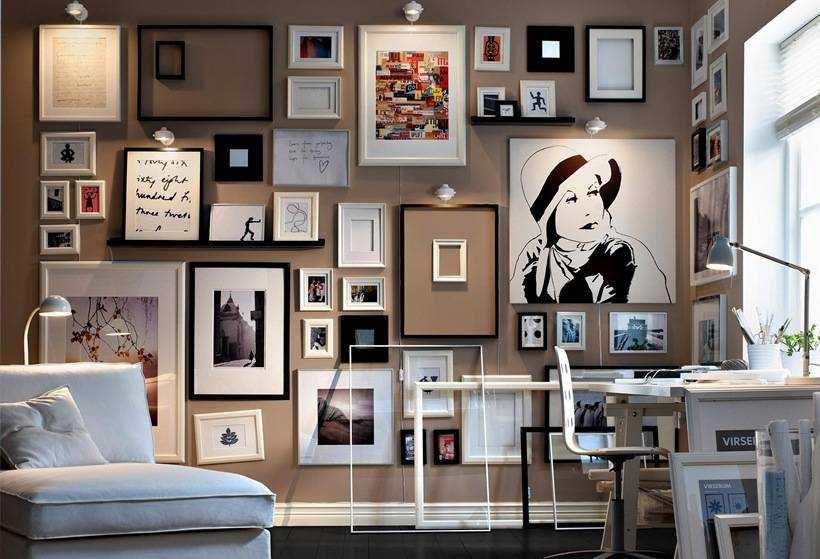 Картинки на стенах 10