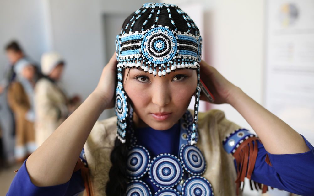 the culture and life of siberi