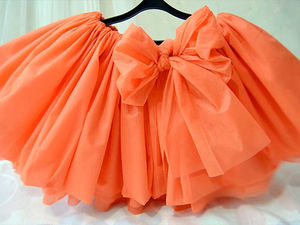 Делаем пышную карнавальную юбку из одноразовых скатертей. Ярмарка Мастеров - ручная работа, handmade.