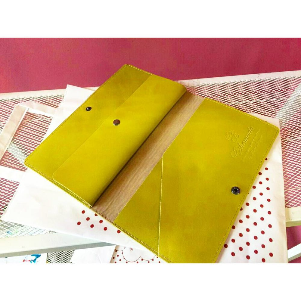 тревел конверт, красивый подарок, осенняя коллекция, оливковый