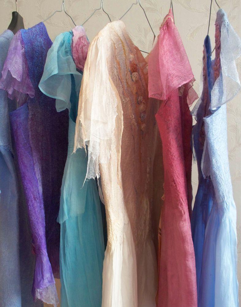 новая коллекция, туники, шелк, одежда из шелка