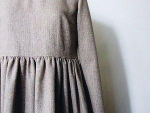 Индивидуальный пошив твидового платья!. Ярмарка Мастеров - ручная работа, handmade.