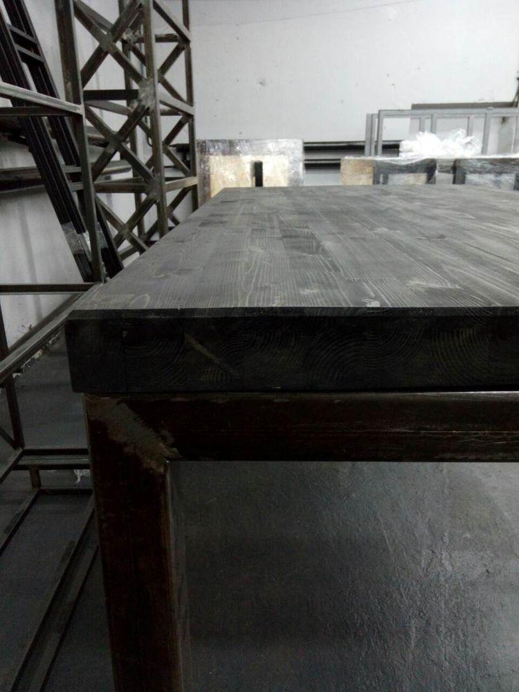 лофт от производителя, лофт на заказ, стол лофт