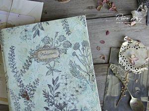 Альбом для гербария Herbarium. Ярмарка Мастеров - ручная работа, handmade.