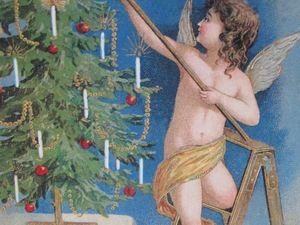 С Рождеством Христовым !!!. Ярмарка Мастеров - ручная работа, handmade.