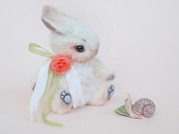 Осталось 3 места! МК миниатюрный кролик 3 декабря, Москва | Ярмарка Мастеров - ручная работа, handmade