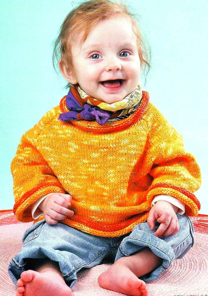 Вязание для ребенка на 2 года 582