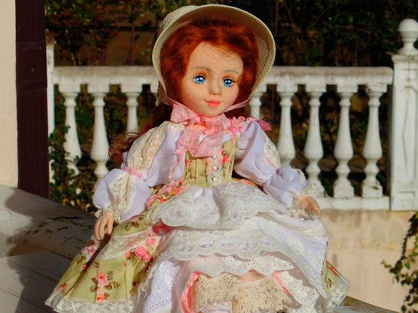 Шьем наряд для куклы. Ярмарка Мастеров - ручная работа, handmade.