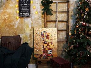 Фотосессия с картинами Климта. Ярмарка Мастеров - ручная работа, handmade.