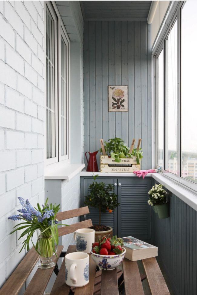 Балкон дизайн цена