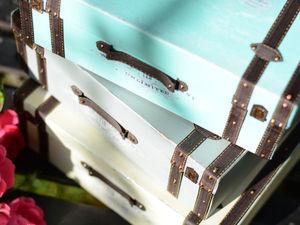 DIY Video: Shoe Box Decoration. Livemaster - handmade